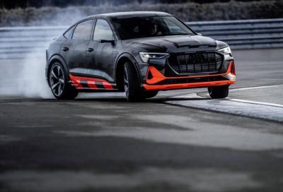 Audi e-tron S ed S Sportback: le elettriche divertenti