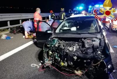 Incidenti: calano quelli mortali e tra pedoni ma aumentano quelli tra ciclisti