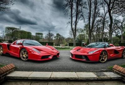 Ferrari Enzo vs LaFerrari: differenti filosofie a confronto
