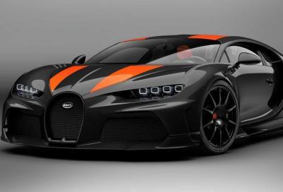 Bugatti Chiron Super Sport 300+ e Chiron Pur Sport: cosa le differenzia?
