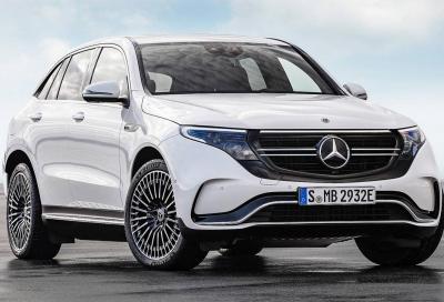 Mercedes EQC: autonomia reale, costi e tempistiche di ricarica