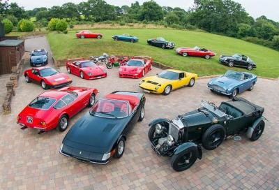 Piemonte: concessa deroga per i veicoli storici