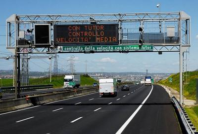 Tutor autostrade: a oggi dove sono attivi?