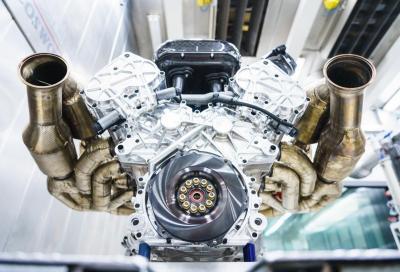 Aston Martin Valkyrie: tutti i segreti del motore Cosworth da 1.014 CV e 11.100 giri