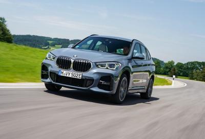 BMW X1 e X2 xDrive25e - Primo contatto