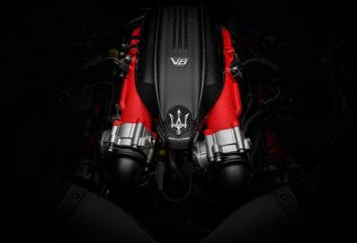 Maserati Ghibli e Quattroporte Trofeo: per loro un V8 da 580 CV che va a 326 km/h