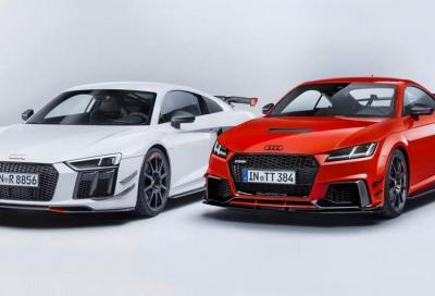 Audi TT e R8: fine ingloriosa o futuro incerto?