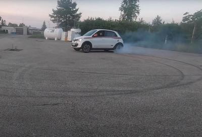 Come ti faccio driftare una Renault Twingo