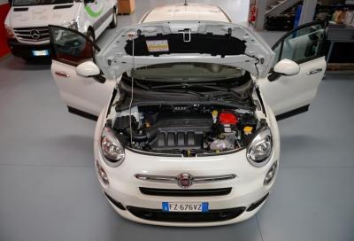 Fiat 500X a metano: emissioni giù del 25% e risparmio economico del 55%