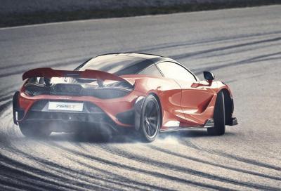 McLaren: dal 2030 solo motori elettrici