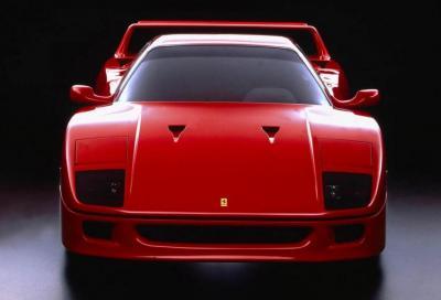 Ferrari: presto una erede della F40