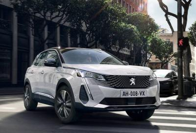 Peugeot 3008 2020: restyling sostanzioso