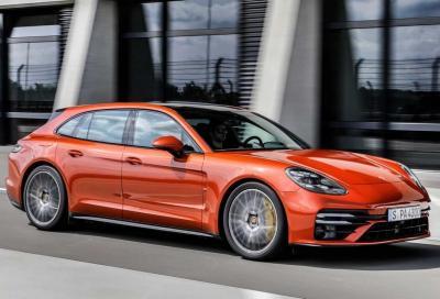 Porsche Panamera 2020: ancora più performante e divertente