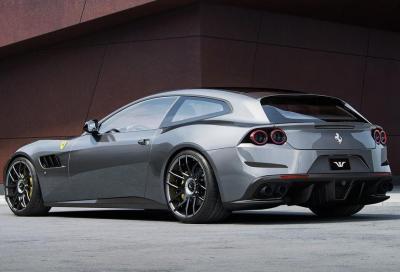 Ferrari potrebbe direi addio alle GTC4Lusso e GTC4Lusso T