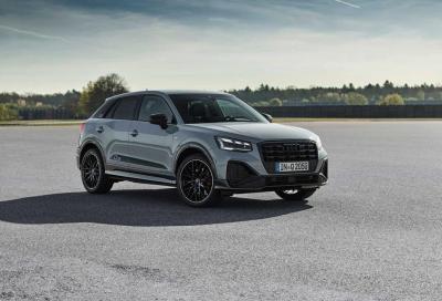 Audi Q2 restyling: ora con fari Matrix Led e maggiore assistenza alla guida