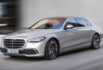 Mercedes Classe S: alza ulteriormente l'asticella