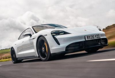 Porsche: il futuro è anche dei carburanti sintetici