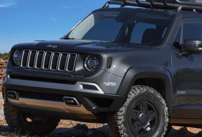 Jeep: B-Suv in arrivo?