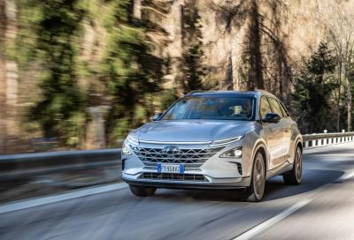 Hyundai: l'idrogeno è il futuro della mobilità