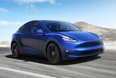 Tesla Model Y: quella europea sarà tecnicamente diversa