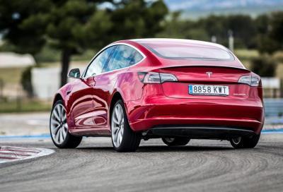Tesla Model 3: tutti i segreti per portarla in pista