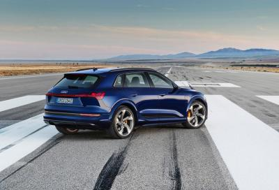 Audi e-tron S ed S Sportback: in concessionaria a novembre da 98.300 euro