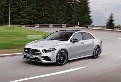 Mercedes: 1,2 miliardi di multa per emissioni negli USA