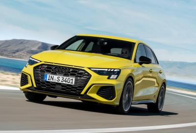 Audi S3, SQ7 e SQ8: trio delle meraviglie