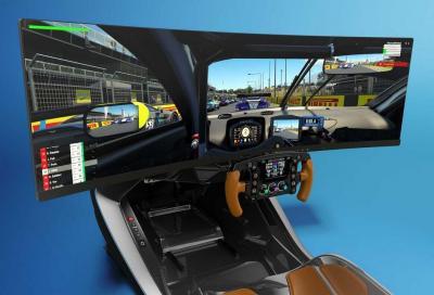 Il simulatore di guida che costa più di una Bmw M2 Competition