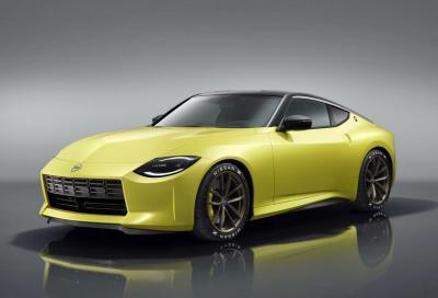 Nissan Z Proto: un ritorno alle origini