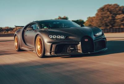 Volkswagen pronta a vendere Bugatti alla Rimac