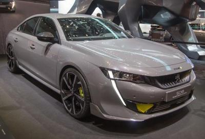 "Peugeot 508 Sport Engineered: il ruggito ""eco"" del Leone"