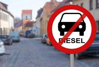 Diesel Euro 4: lo stop parte dal 31 dicembre