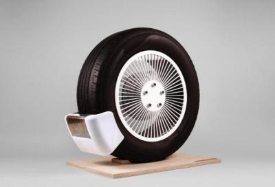 Particolato: un dispositivo raccoglie quello prodotto dai pneumatici