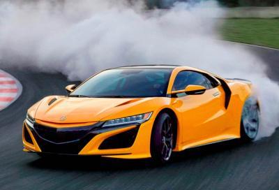 Honda NSX: in arrivo una versione Type R?