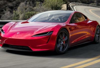 Tesla Roadster: test al Nurburgring dal 2021
