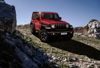 Jeep Wrangler Recon: non teme niente e nessuno