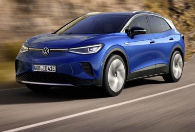 Volkswagen ID.4: la Suv elettrica di Wolfsburg
