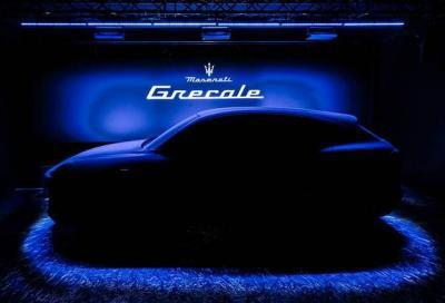 Maserati Grecale: nel 2021 l'inedita Suv del Tridente