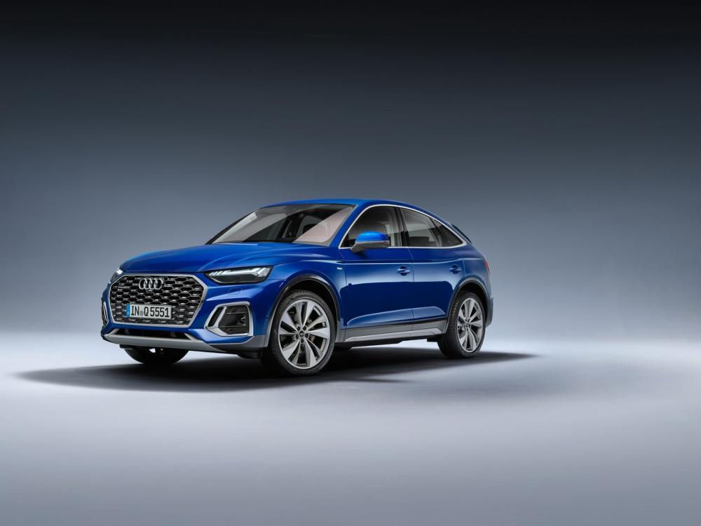Audi Q5 Sportback: allestimenti, motorizzazioni, scheda ...
