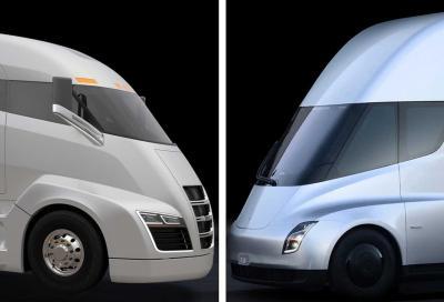 Tesla vs Nikola: è scontro sul camion a idrogeno