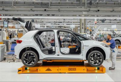 Per Greenpeace Volkswagen mente sulle emissioni delle elettriche ID
