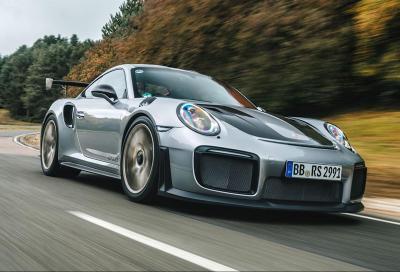 Porsche: altra inchiesta per sospetta manipolazione delle emissioni