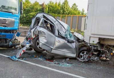 Aci: gli incidenti stradali del 2019 nelle 106 province italiane