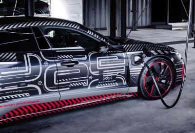 Audi e-tron GT: la granturismo a batteria dal sound coinvolgente