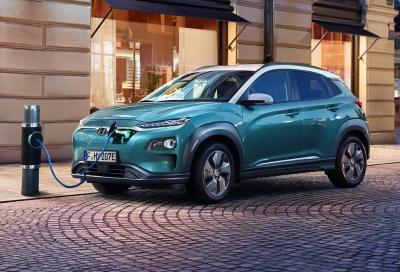 Hyundai Kona elettrica: possibile incendio alle batterie