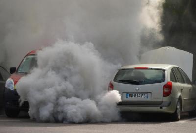 Emissioni: le auto italiane non sono proprio all'ultimo posto