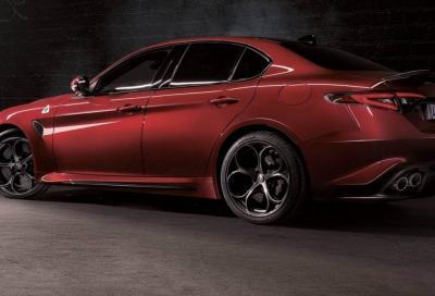 Alfa Romeo Giulia 2021: tra le novità il sistema mild-hybrid