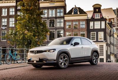 Mazda MX-30: innovativa e controcorrente