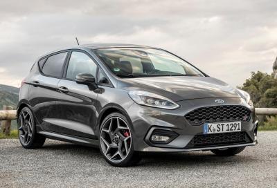 La Ford Fiesta divorzia dal motore diesel